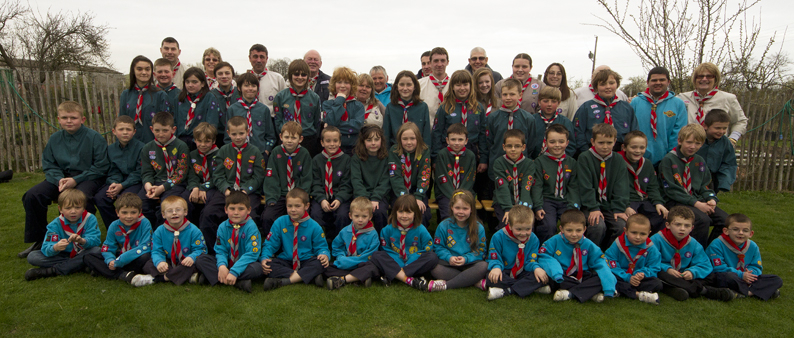 scouts 100 years